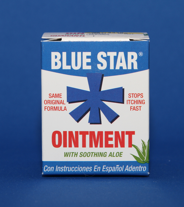 Blue Star Ointment Psoriasis 2