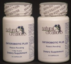 Enterobiotic SBO 60's - Natural Creations