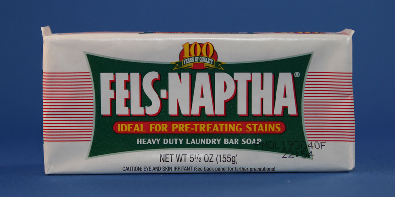 Fels-Naptha Laundry Bar Soap 5.5 oz